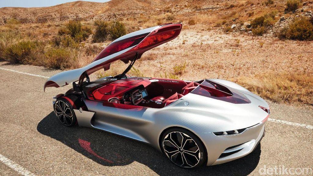 Mobil Konsep Tercantik dari Prancis
