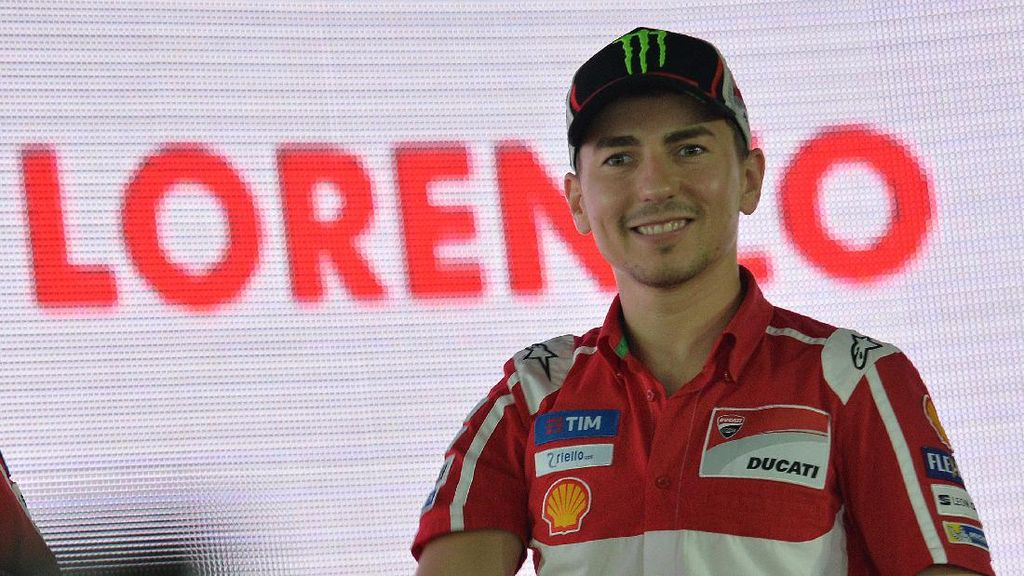 Lorenzo Keluhkan Motor Ducati yang Tak Lagi Pakai Winglet