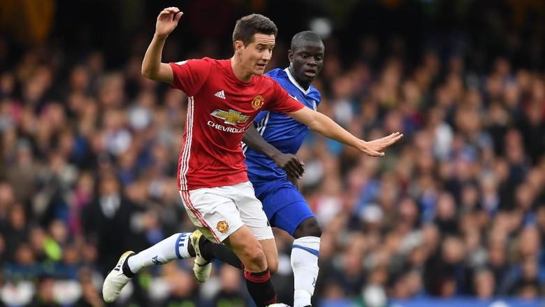 Foto: Ander Herrera, pemain Manchester United asal Bilbao (Shaun Botterill/Getty Images)