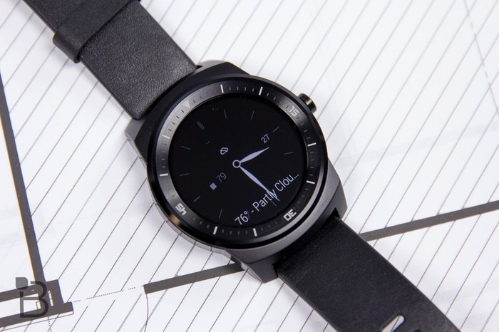 LG Watch Sport (Foto: Technobuffalo)