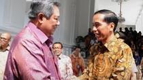 Melihat Kembali Keakraban Jokowi dan SBY
