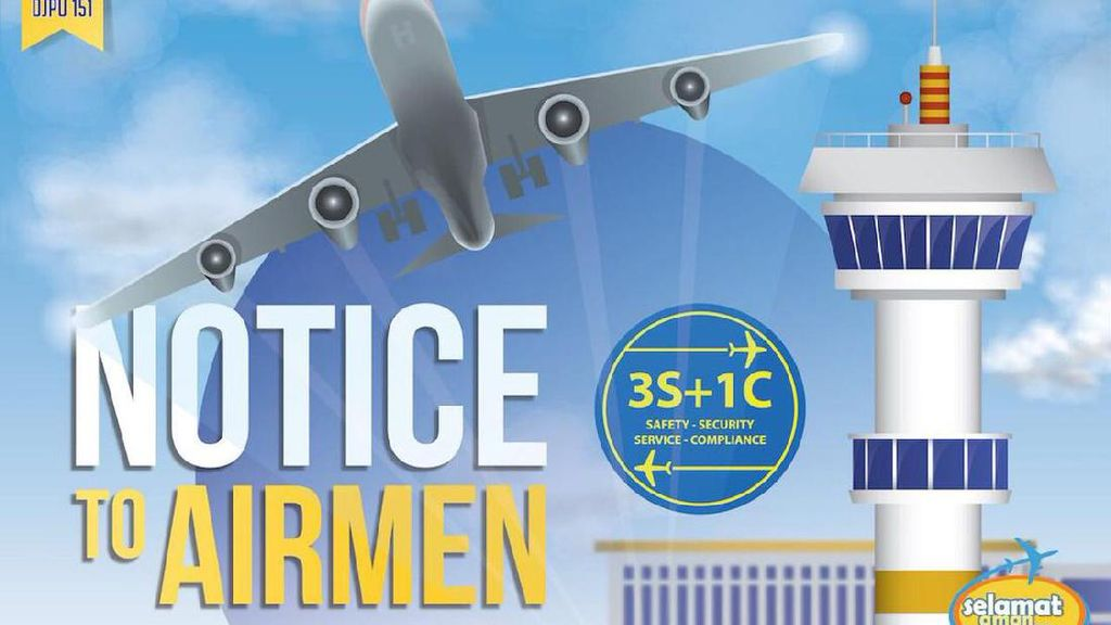 Ini Penerbangan yang Terdampak Penutupan Bandara Juanda Surabaya