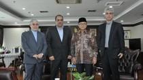 Ditemui Parlemen Iran, Ketua MPR: RI Tetap Dukung Palestina