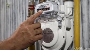 3.849 Rumah di Balikpapan Siap Manfaatkan Gas Bumi