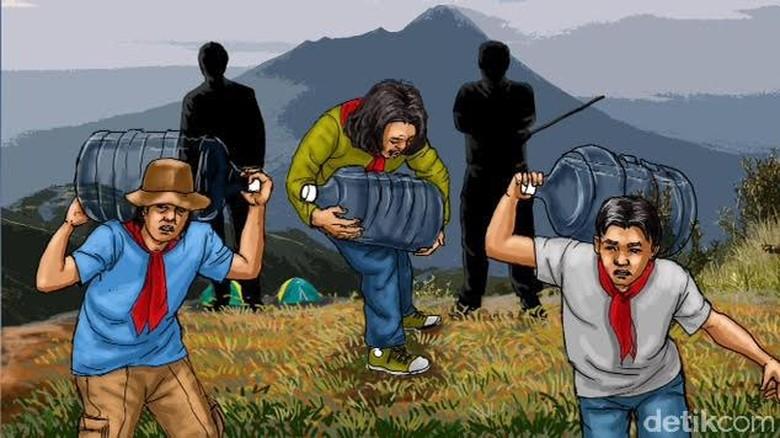 Polisi Tetapkan Enam Tersangka Baru Kasus Diksar Mapala UII