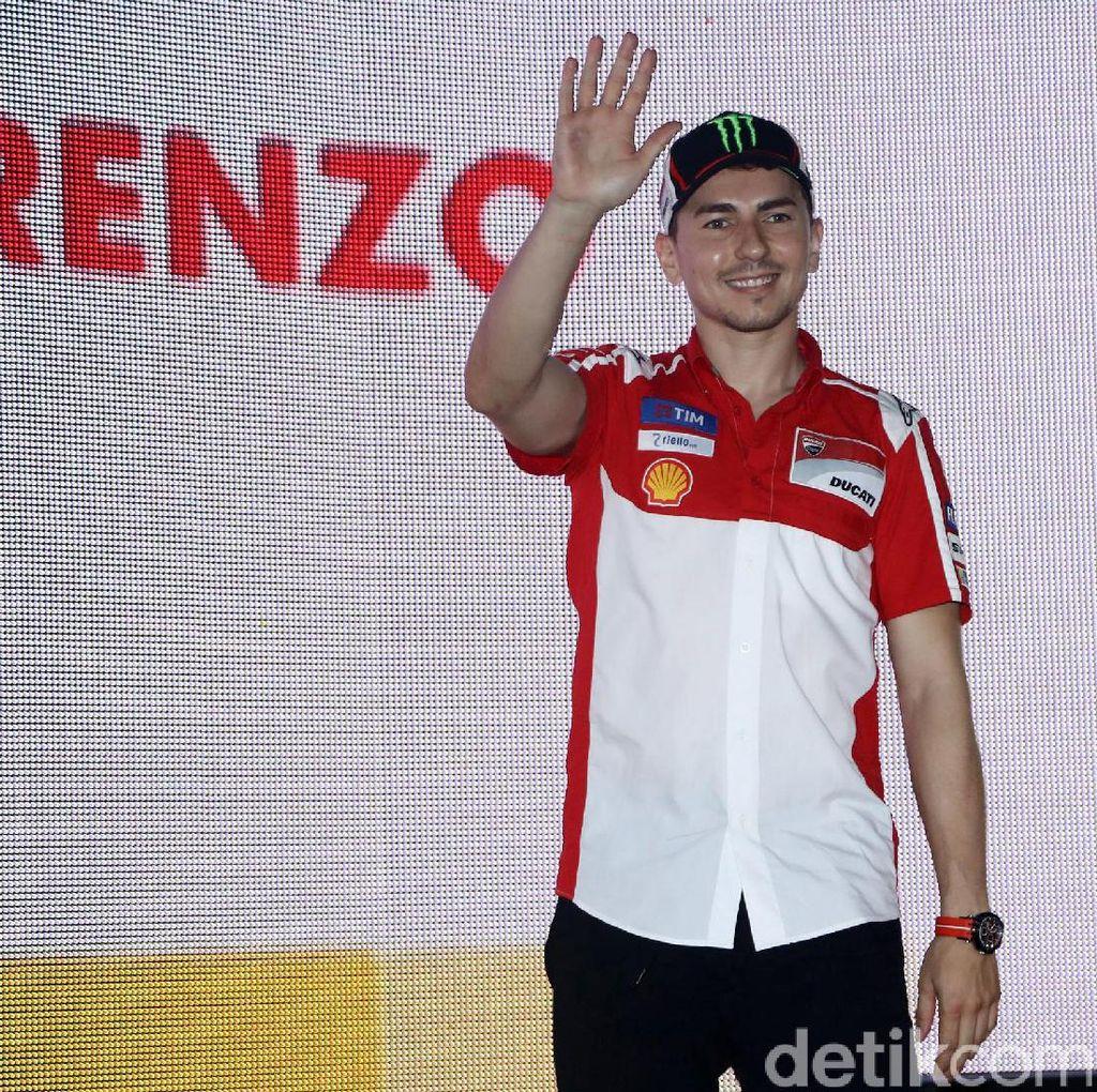 Lorenzo Awalnya Ragu-Ragu Gabung Ducati