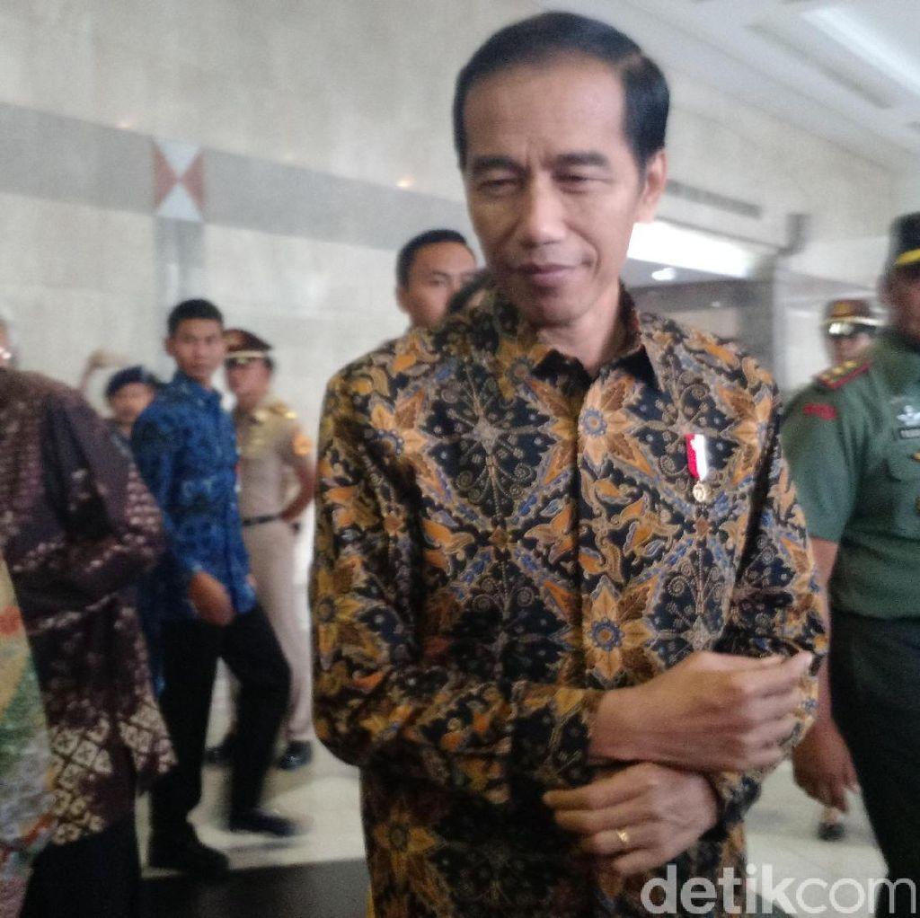 Buka Tanwir Muhammadiyah, Jokowi: Semoga Hadirkan Gagasan Kemajuan