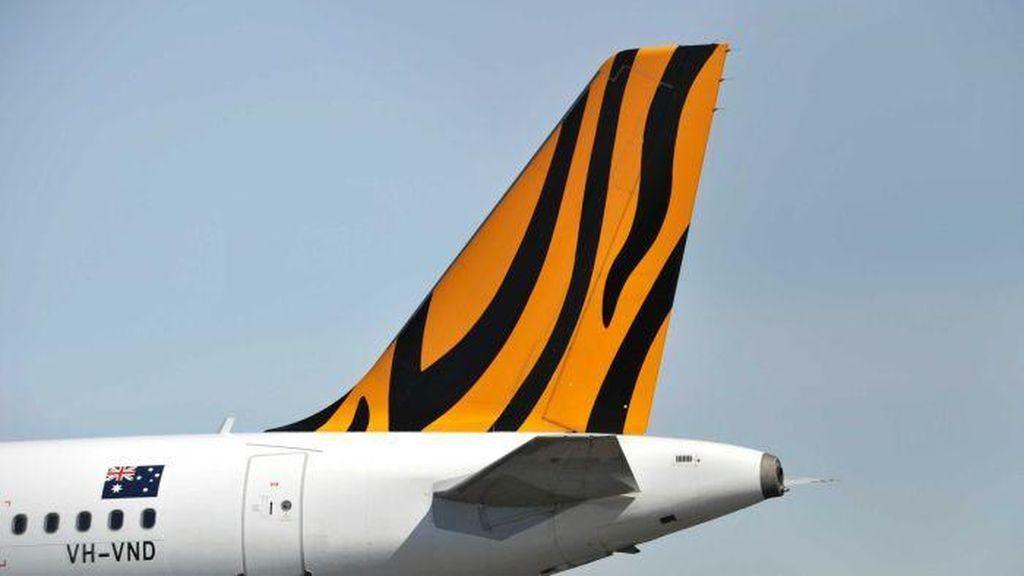 Tigerair Australia Hentikan Penerbangan ke Bali