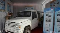 Komponen Mobil Pedesaan Dipasok Industri Kecil dan Menengah