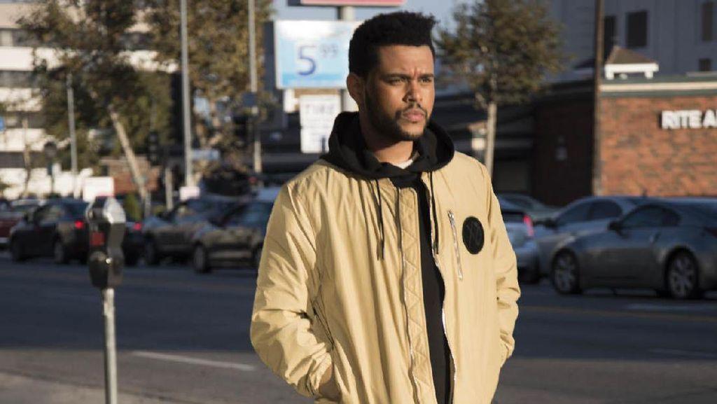 The Weeknd Kolaborasi dengan H&M