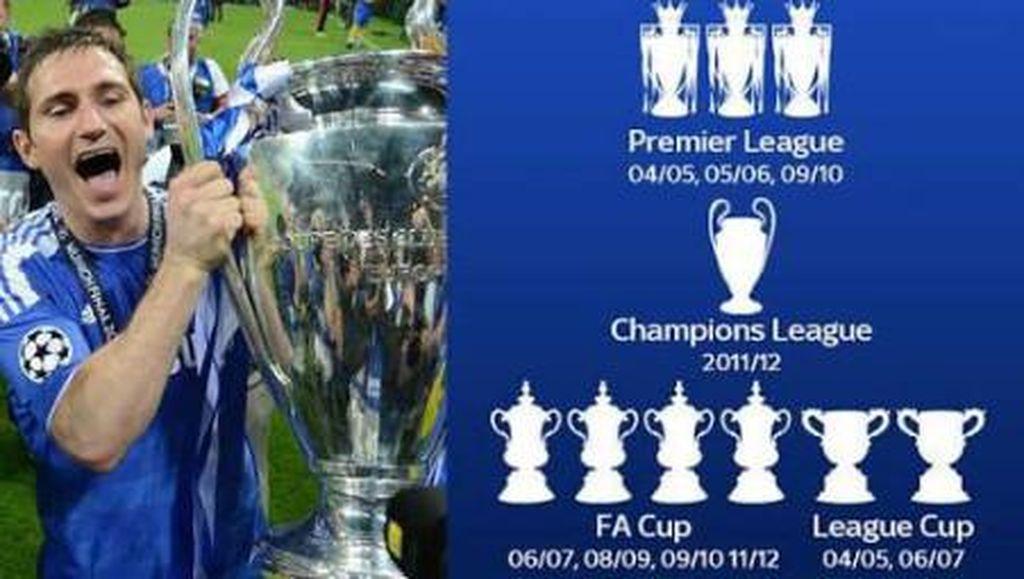 Bye Frank Lampard, Kamu Memang Hebat!