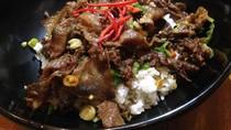 Melbourne Kitchen: Gurihnya Gyutan Don dan Kentang Goreng dengan Cocolan Es Krim