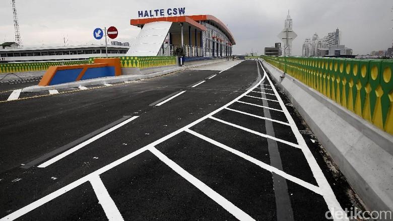 Koridor 13 TransJ Diperpanjang, Pemprov Koordinasi dengan Bappenas