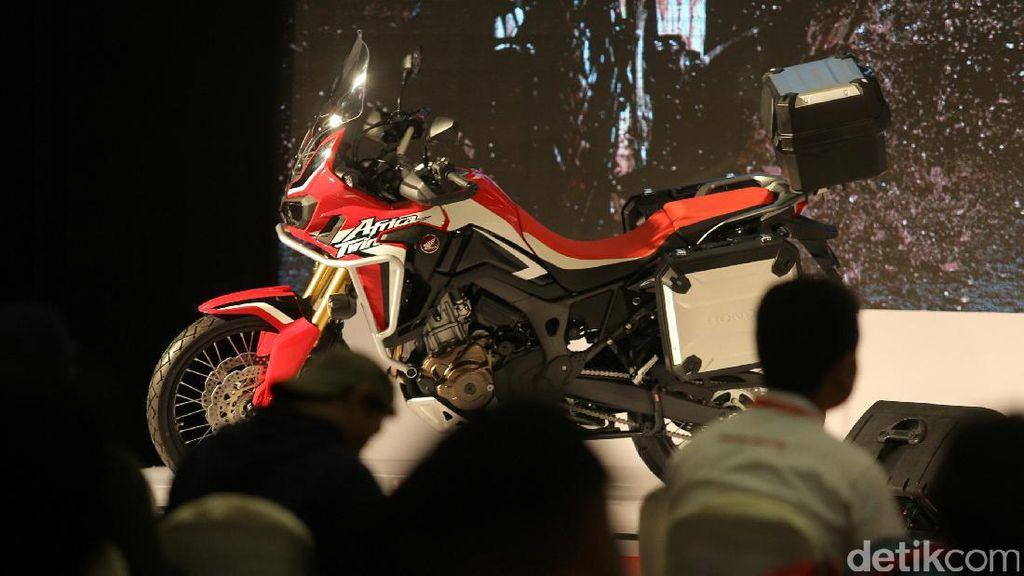 Honda Siap Pamerkan Aneka Moge di GIIAS 2017