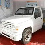 Pemerintah Bagi-bagi Prototipe Mobil Pedesaan ke 34 Provinsi