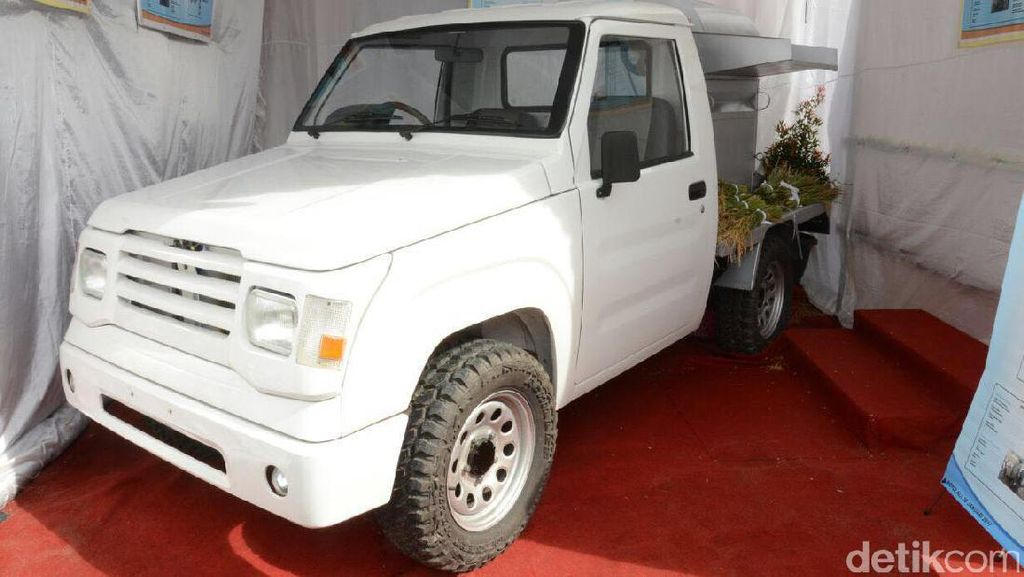 Kemenperin: Siapapun Bisa Bikin Mobil Pedesaan