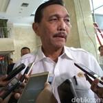 Luhut Minta Garuda Jajaki Penerbangan ke 2 Bandara di Toraja