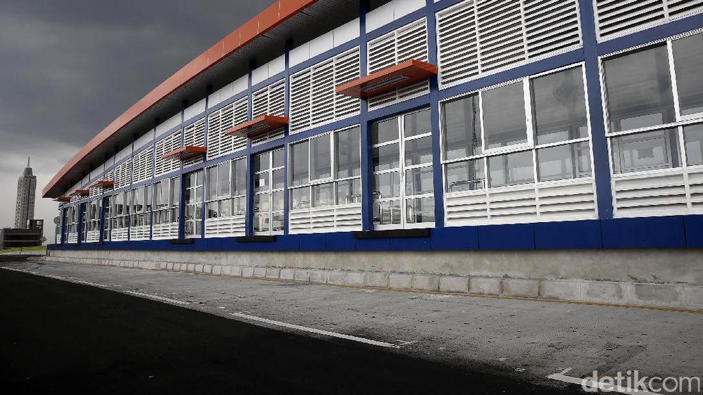 Minggu Ini TransJ Targetkan Pemasangan Metal Detector di Halte