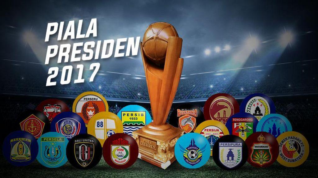 Arema FC Bersiap Hadapi Laga Pertama Piala Presiden