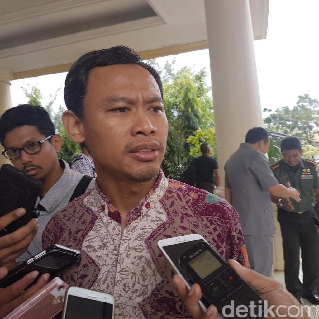 Bawaslu Banten Tangkap Pelaku Pembagian Mi Instan Berstiker Paslon