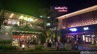 Aneka restoran di Samasta (Fitraya/detikTravel)