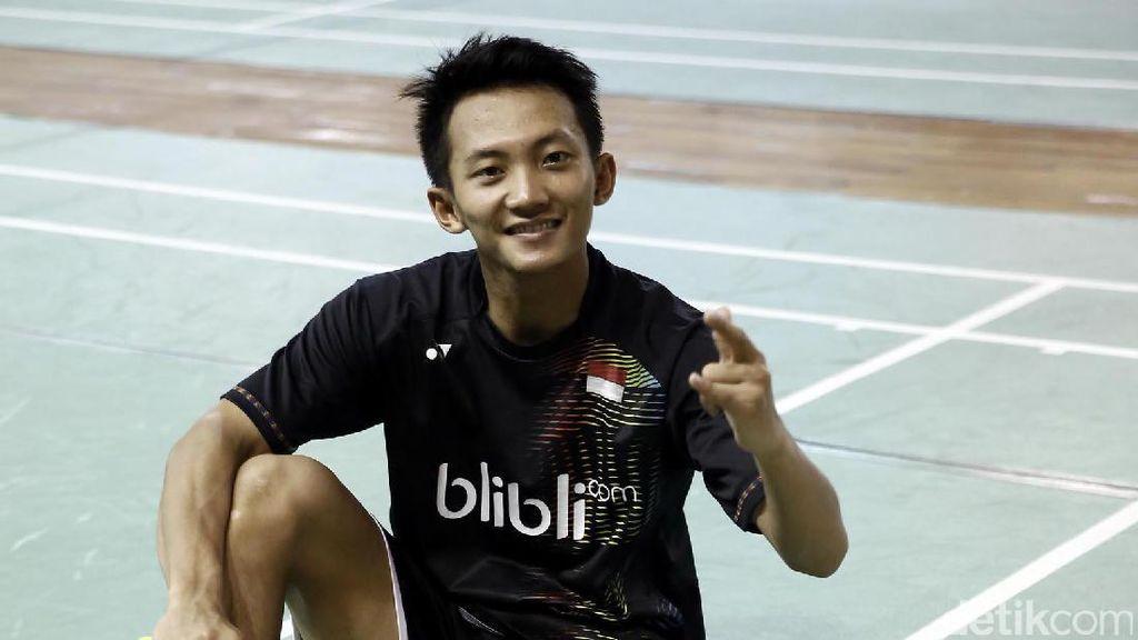 Tekad Ihsan Benahi Peringkat dan Masuk Tim Inti Piala Sudirman
