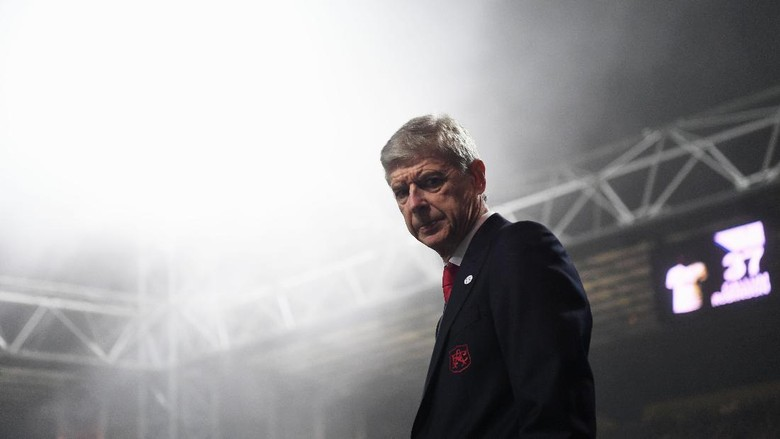 Arsene Wenger (Michael Regan/Getty Images)