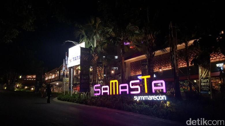Samasta, destinasi baru di Jimbaran (Fitraya/detikTravel)