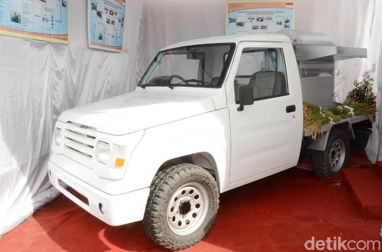 Fin Komodo Siap Suplai Komponen Mobil Pedesaan