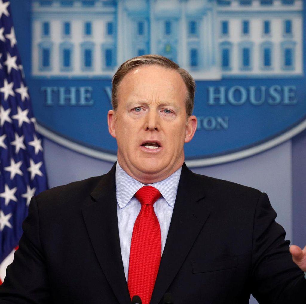 Gedung Putih Larang Media-media Besar Ikut Briefing, Termasuk CNN