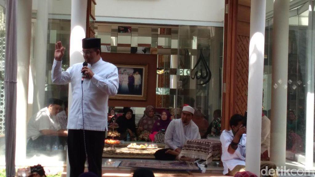 Dapat Dukungan dari Ustaz Solmed, Anies: Ini Amanah