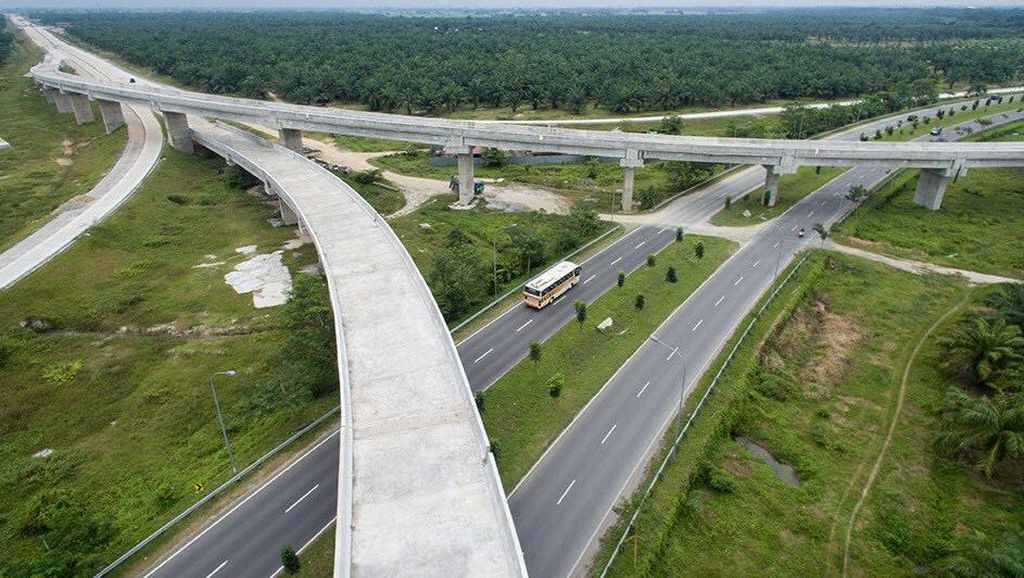Proyek-proyek Infrastruktur Jadi Tumpuan Baru Ekonomi RI