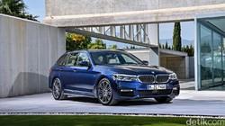 Wajah Baru BMW Seri 5 Touring