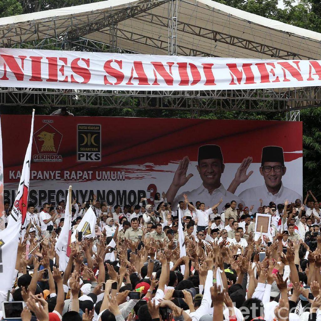 Kubu Anies Anggap Jubir Ahok Keliru Soal Open Governance di DKI