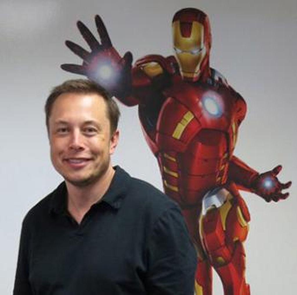 Iron Man cs Serukan Pelarangan Senjata Otonom