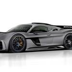 Ini Jantung Hypercar Mercy, dari Teknologi F1