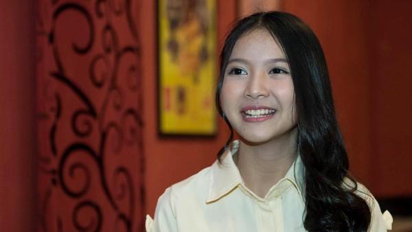 Violeta Burhan Lebih Peduli Fashion Sejak Jadi Member JKT48