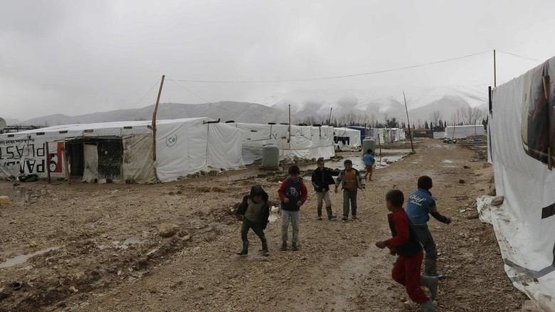 ISIS Rekrut Pengungsi Anak dan Memasukkan Mereka ke Eropa