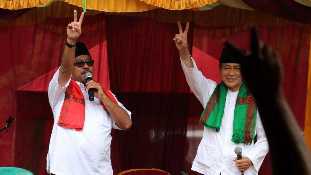 Rano-Embay Daftarkan Gugatan Sengketa Pilkada Banten ke MK