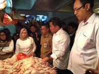 Temuan KPPU di Pasar Bogor: Harga Ayam Pakai Perantara Rp 35.000/Kg