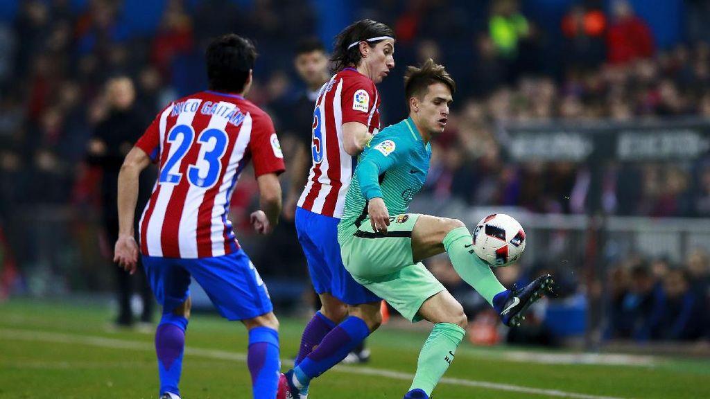 Filipe Luis: Membalikkan Keadaan atas Barca Bukan Mission Impossible