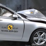 2 Model Volvo Ini Merajai Crash Test