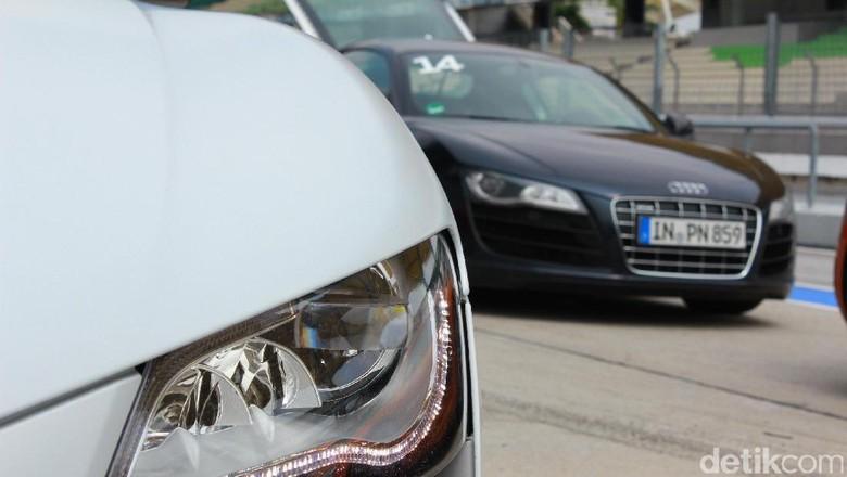Audi Siapkan Pesaing Hypercar Mercedes-AMG Project One