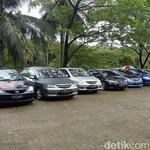 Pecinta Honda City Tangerang Berpesta