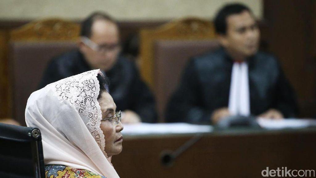 Saksi Jelaskan Soal Travellers Cheque untuk Siti Fadilah