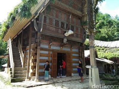 Kuno dan Mistis, Ini Museum Kete Kesu di Toraja