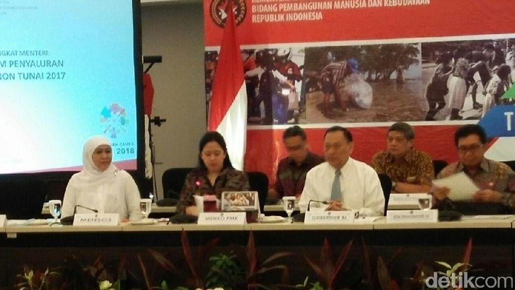 Puan Kumpulkan Para Pejabat, Rapat Soal Bantuan Pangan Non Tunai