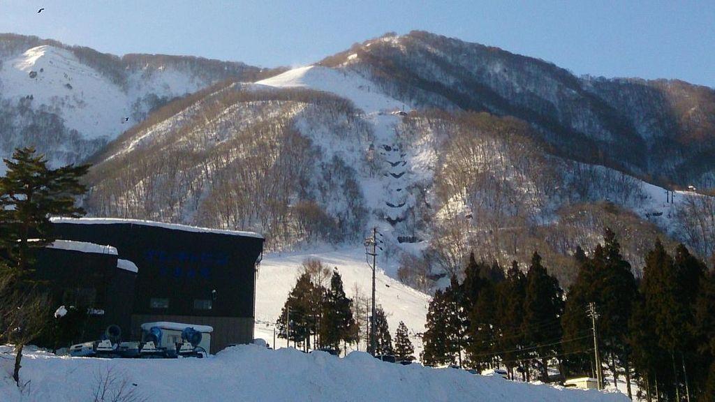 Nggak Bakal Menyesal Main Ski di Hakuba, Jepang