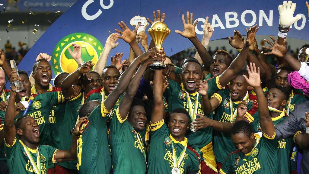 Kamerun Raja Afrika