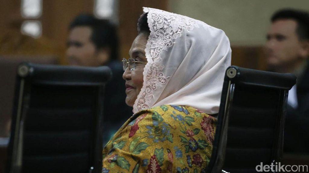 Jaksa Anggap Dakwaan terhadap Siti Fadilah Sudah Tepat
